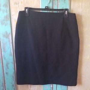 Alfani Stretch Midi Skirt - M